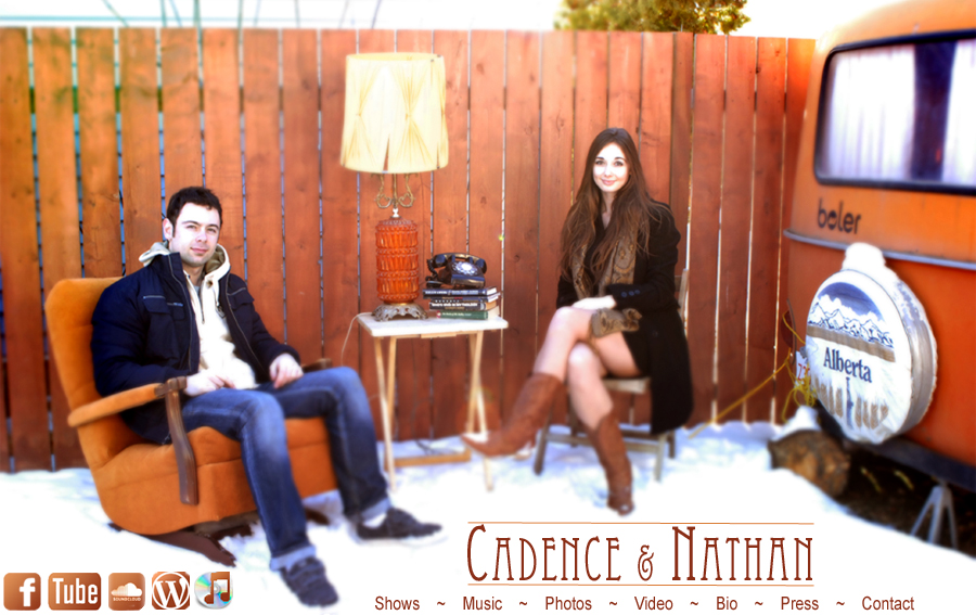 Cadence & Nathan Burns